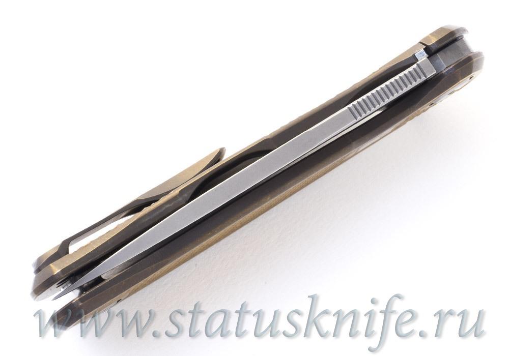 Нож Широгоров Знамя Победы Прототип Elmax - фотография
