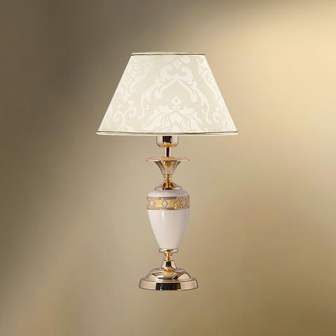 Настольная лампа с абажуром 26-402/36112 ПАЛЬМИРА