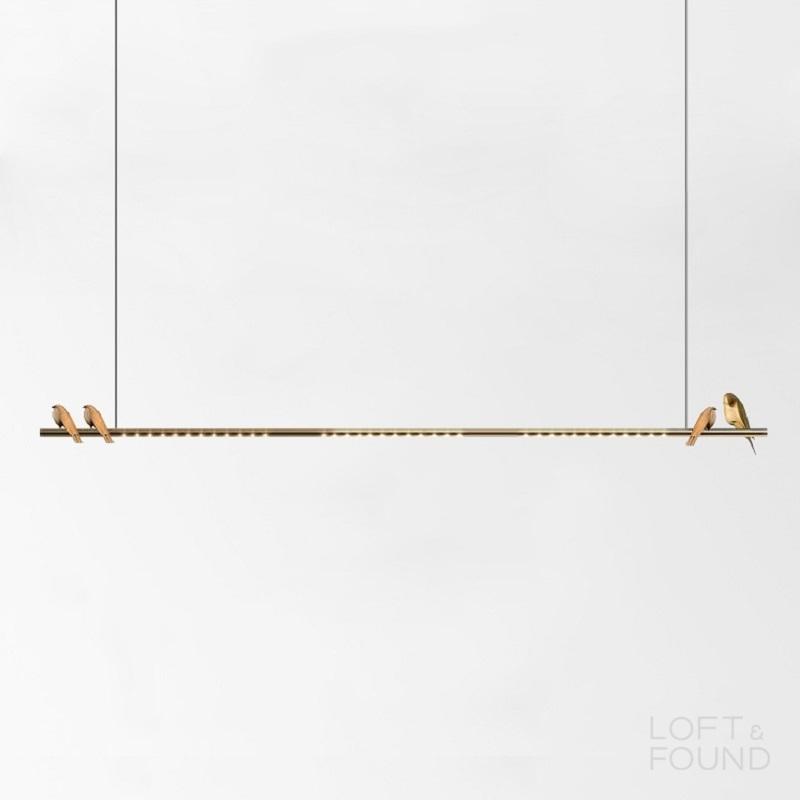Подвесной светильник Lampatron style Orrin