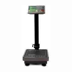 Весы торговые напольные Mertech M-ER 335ACP-150.20 TURTLE, LСD/LED, АКБ, 150кг, 20гр, 500*400, с поверкой, складная стойка