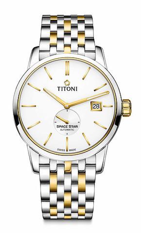 TITONI 83638 SY-606