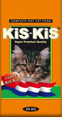 KiS-KiS Goose Single Сухой корм для кошек. Гусь. 20 кг.