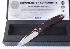 Zero Tolerance 0392BRNGLD Factory Custom