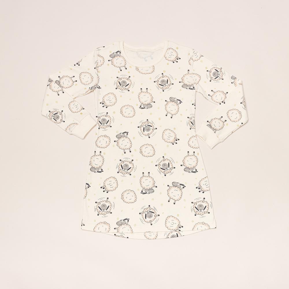 Детская женская ночная сорочка E20K-114X102