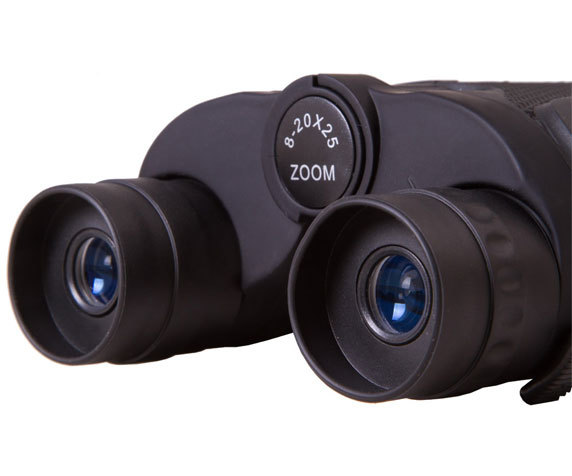 Бинокль Levenhuk Atom 8–20x25 - фото 6 - окуляры