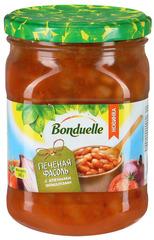 """Фасоль печеная с южными томатами """"Bonduelle"""" 500 мл"""