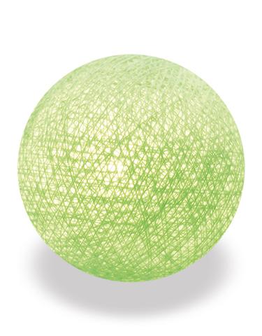 Хлопковый шарик салатовый