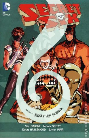 Secret Six: Money For Murder Vol 2 TPB