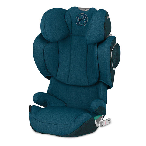 Автокресло Cybex Solution Z i-fix Mountain Blue Plus