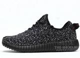Кроссовки Женские Adidas Originals Yeezy 350 Boost Black