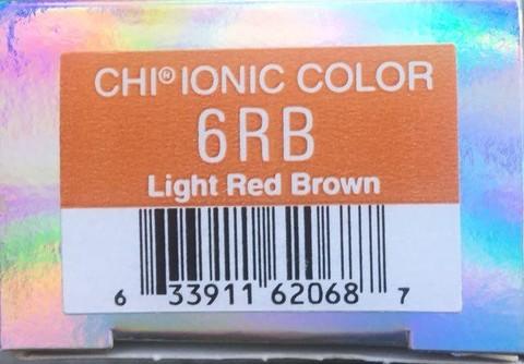 Крем-краска CHI Ионик 6 RB  85 гр