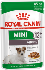 Пауч для стареющих собак мелких пород, Royal Canin Mini Ageing 12+, старше 12 лет