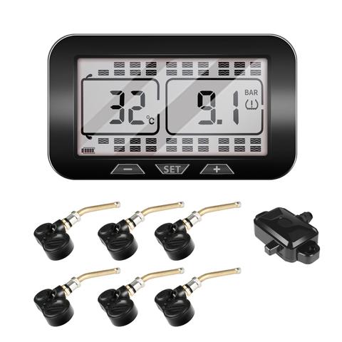 Система контроля давления в шинах TP538SN c внутренними датчиками для грузовиков и прицепов (до 38 колес)