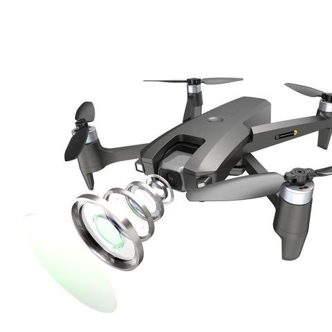 Квадрокоптер MEW4-1 с камерой 2K, в сумке - MJX-MEW4-1-BAG