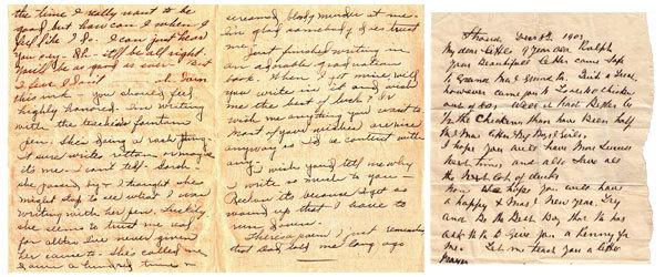 Водорастворимая бумага Три письма