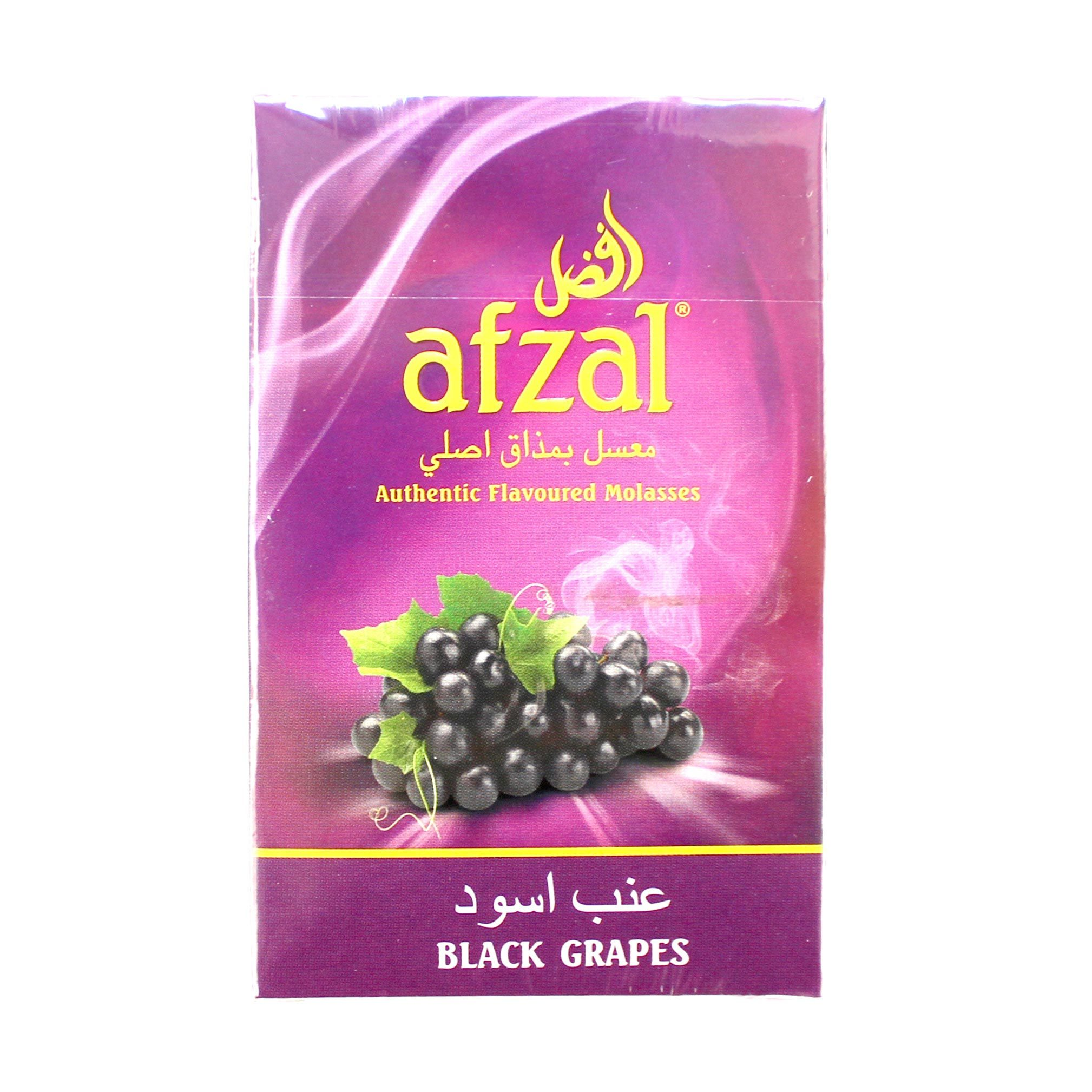 Табак для кальяна Afzal Black Grape 50 гр.