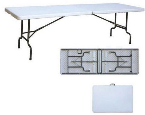 Стол складной ZL-Z180-2, 180*74*74см