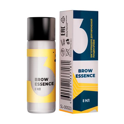 Состав для долговременной укладки Sexy №3 Brow Essence, 8мл