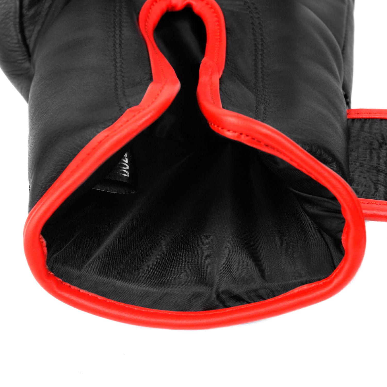 Перчатки Dozen Monochrome Black/Red подкладка