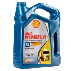SHELL RIMULA R5 E 10W-40