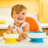 Набор детских тарелок на присосках 3 шт.