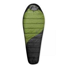 Зимний спальный мешок Trimm Trekking BALANCE JUNIOR, 150 R (зеленый, синий)