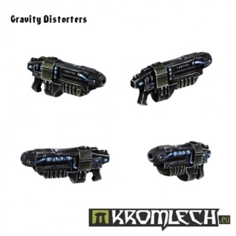 Gravity Distorters (5)