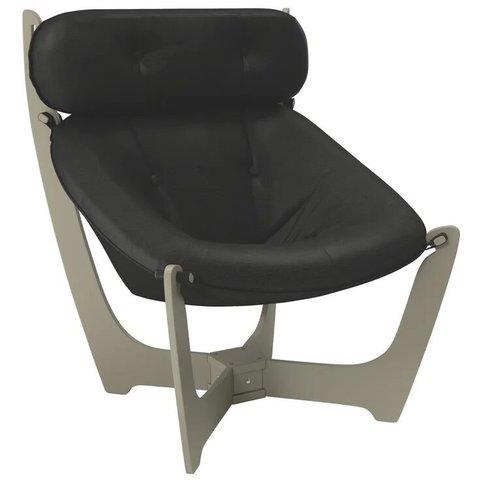 Кресло для отдыха Комфорт Модель 11 серый ясень/Vegas Lite Black