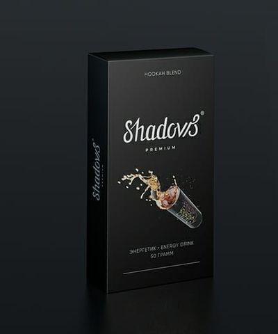 Бестабачная смесь Shadows - Энергетический напиток