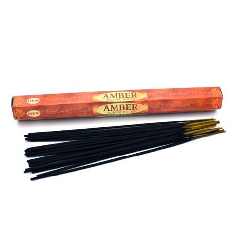 Индийские палочки HEM Amber