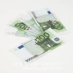 Шуточные деньги