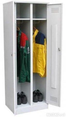 Шкаф для одежды ШРМ-АК/500,  1860х500х500 мм.