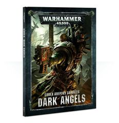 Codex: Dark Angels 8 edition