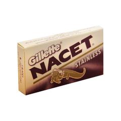 Сменные лезвия Gillette Nacet 5 шт