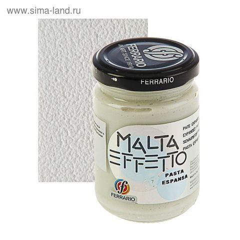 Паста текстурная Ferrario MALTA, эффект: Объем, 150 мл