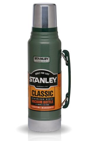 Термос Stanley Legendary Classic (1 литр), зеленый