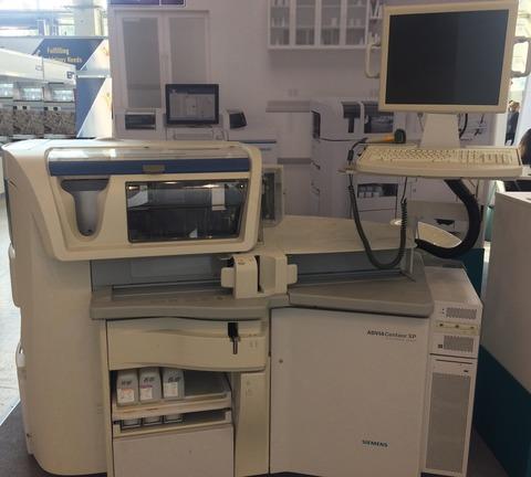 Иммунологический анализатор ADVIA Centaur XP /Siemens, Германия