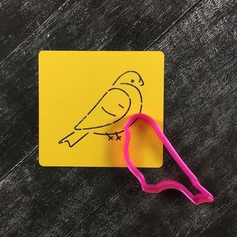 Птица №19