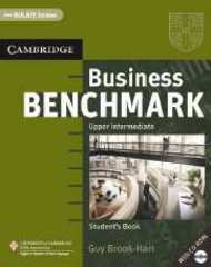 Business Benchmark  Upper Intermediate Student's Book with CD-ROM BULATS edition