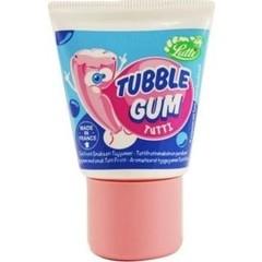 Жевачка в тюбике Tubble Gum Tutti со вкусом Тутти-Фрутти 35 гр