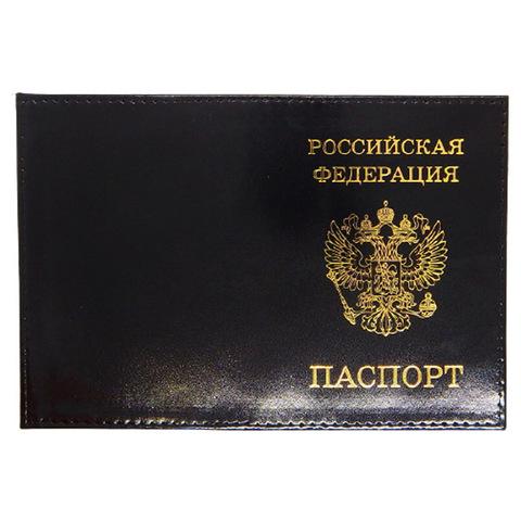 Обложка д/паспорта,вертикальная