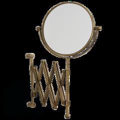 Зеркало оптическое с раскладным держателем Migliore  Complementi   ML.COM-50.319