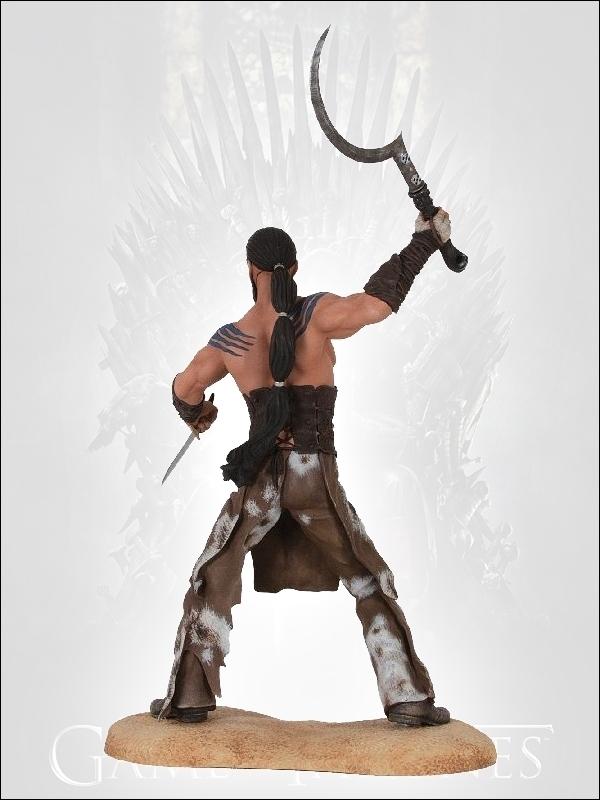 Статуэтка Игра Престолов — Кхал Дрого