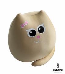 Подушка-игрушка антистресс Gekoko «Кошечка Золотко» 4