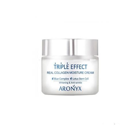 Aronyx Тройной эффект Крем для лица с морским коллагеном (50мл) / Aronyx Triple Effect Moisture Cream