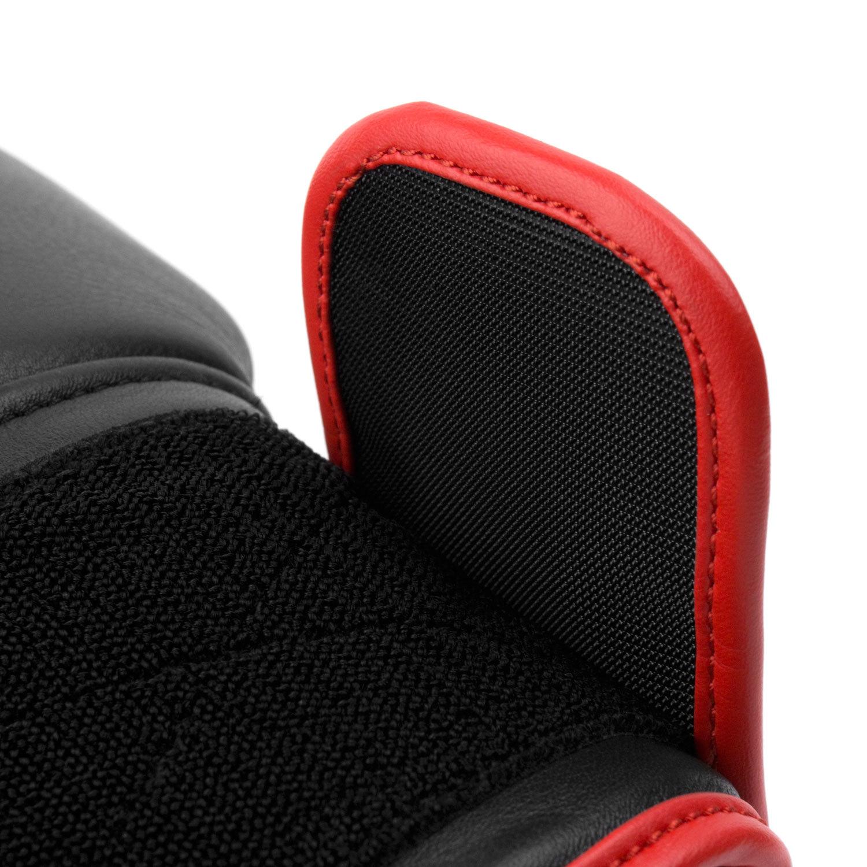 Перчатки Dozen Monochrome Black/Red липучка крючки