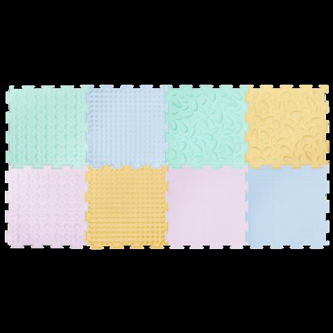 Модульный коврик Малыш пастель