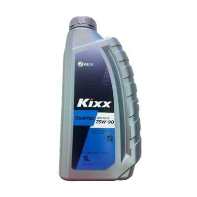 L2962AL1E1  Kixx GEARTEC GL-5 75W-90 трансмиссионное масло МКПП (1 Литр) купить на сайте официального дилера ht-oil.ru