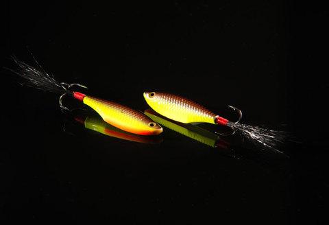 Бокоплав ручной работы Fire Fish Swift цвет 004