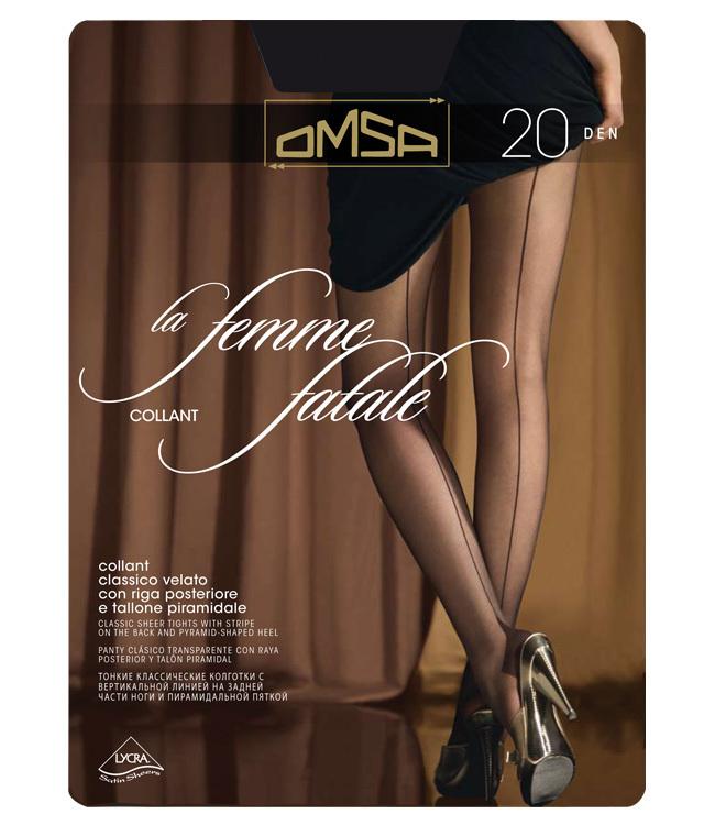 Колготки Omsa La Femme Fatale 20